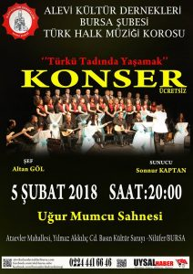 AKD T.H.M Korusu Konseri