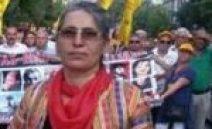 Dersimliler Dernek Başkanı Hediye Zengi gözaltına alındı