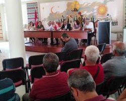 AKD Bursa Şubesinde  Üye Bilgilendirme Toplantısı Yapıldı.