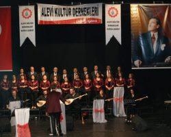 Türk Halk Müziği Koromuz