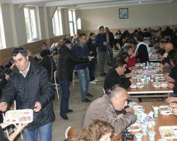 AKD Bursa Şubesinde Hızır Lokmaları Dağıtıldı