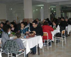 AKD Bursa Şubesinde Üyeler Kahvaltıda Buluştu
