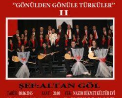 Gönülden Gönüle Türküler Konseri